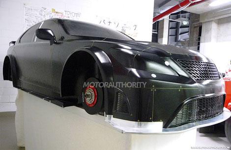 600-сильный седан покажут на тюнинг-шоу в конце ноября