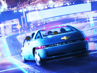 Chevrolet откроет в парке аттракционов Disney студию автодизайна