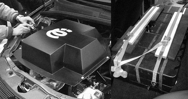 """Первый тест конструкции, которая через полтора года станет """"ё-мобилем"""". Фото 7"""