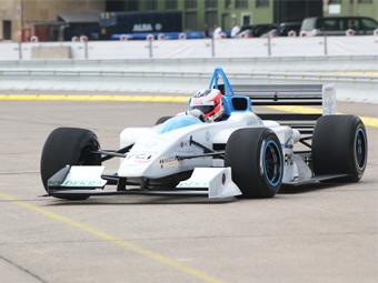"""McLaren обеспечит техническую поддержку """"Формуле-Е"""""""