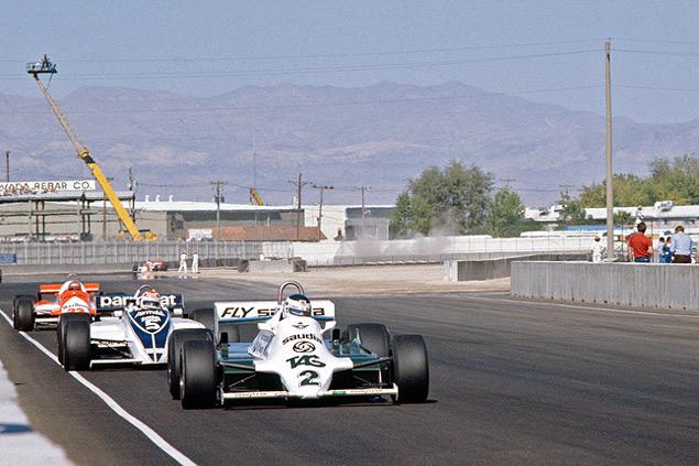 Самые провальные попытки подружить Формулу-1 с США. Фото 12