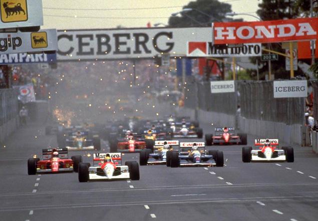 Самые провальные попытки подружить Формулу-1 с США. Фото 27