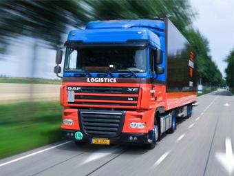Голландскую фуру оштрафовали за езду со скоростью 239 километров в час