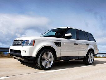 """У следующего Range Rover Sport появится """"заряженная"""" версия"""