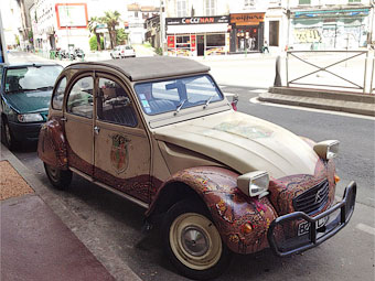 Парижанам запретят ездить на старых машинах