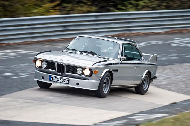 Отмечаем юбилей отделения BMW M на легендарной Северной петле Нюрбургринга. Фото 5