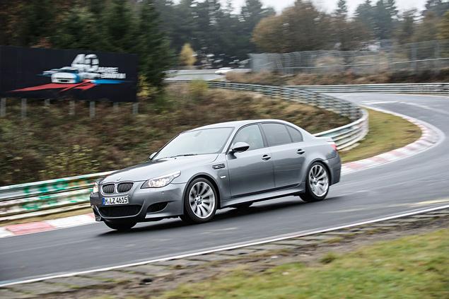 Отмечаем юбилей отделения BMW M на легендарной Северной петле Нюрбургринга. Фото 10