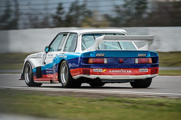 Отмечаем юбилей отделения BMW M на легендарной Северной петле Нюрбургринга. Фото 24