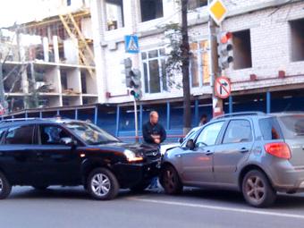 МВД предложило лишать прав за четыре аварии
