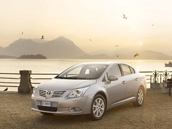 Глобальный отзыв Toyota затронет в России 53,5 тысячи автомобилей