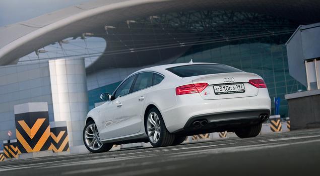 Длительный тест 333-сильной пятидверки Audi S5 Sportback