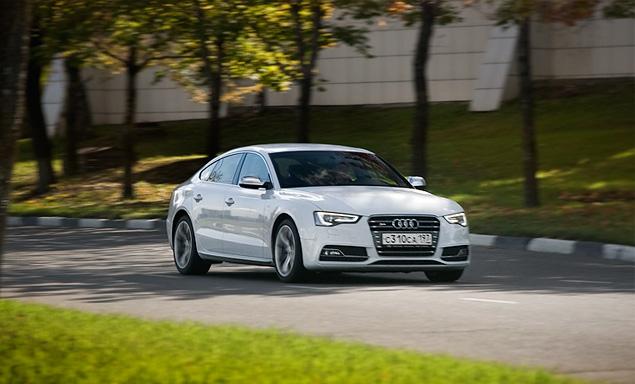 Длительный тест 333-сильной пятидверки Audi S5 Sportback. Фото 4