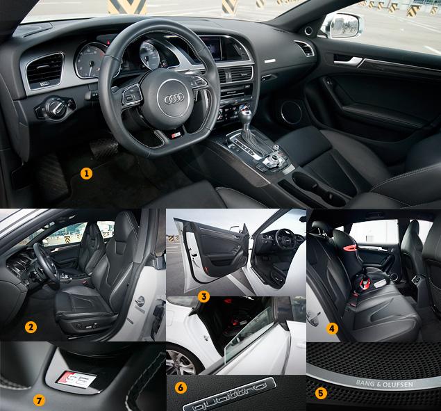 Длительный тест 333-сильной пятидверки Audi S5 Sportback. Фото 5