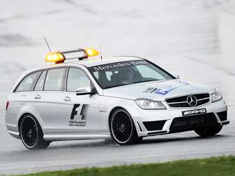 FIA уволила главного врача Формулы-1