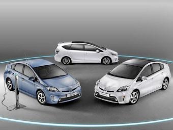 Toyota начала тесты общающихся автомобилей