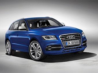 Бензиновая версия Audi SQ5 получит компрессорный V6