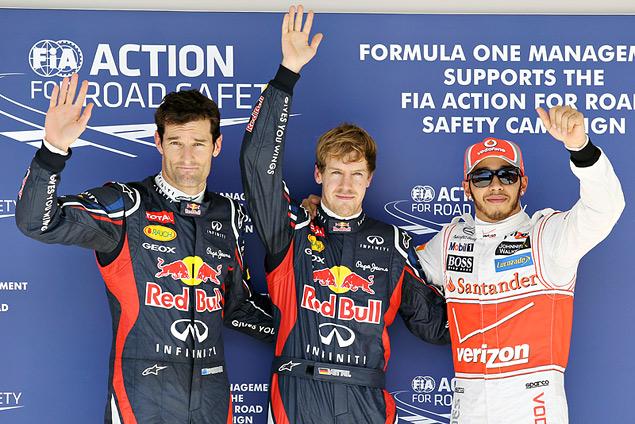 Чемпион Формулы-1 определится в последней гонке сезона