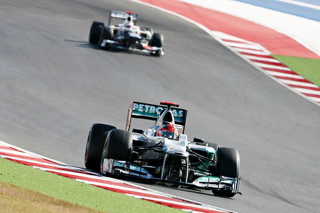 Чемпион Формулы-1 определится в последней гонке сезона. Фото 5