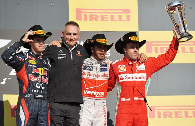 Чемпион Формулы-1 определится в последней гонке сезона. Фото 6