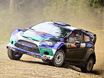 Заводская команда Ford в WRC построит машину для ралли-кросса