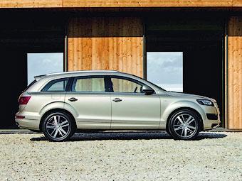 Компания Audi одобрила разработку огромного внедорожника