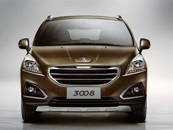 Компания Peugeot обновила кроссовер 3008