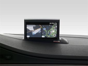 Навигаторы Volvo научились показывать пробки на российских дорогах