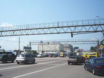 Волоколамское шоссе станет десятиполосным и бессветофорным