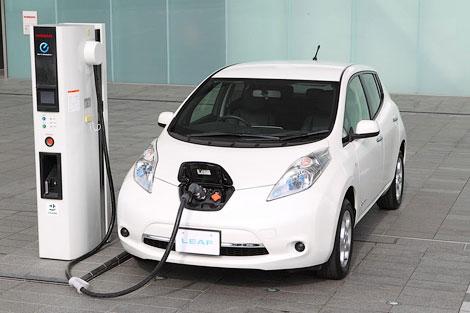 Японская компания обновила электромобиль и сделала его легче