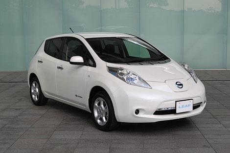 Японская компания обновила электромобиль и сделала его легче. Фото 2