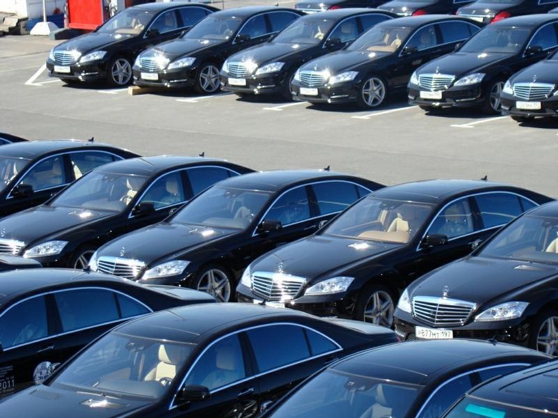 Восемьдесят процентов новых машин в России оказались иномарками