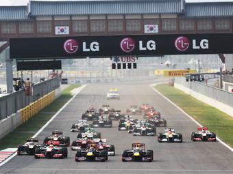 Организаторы Гран-при Кореи подсчитали убытки от гонки