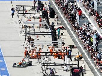 Команда Force India получит 50 миллионов евро