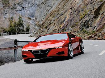 """BMW возродит """"восьмую серию"""""""