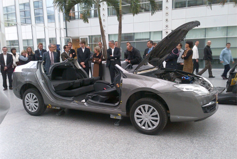 Машина может быть разобрана за пять минут. Фото 4