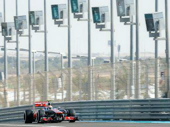 Феттель проиграл Хэмилтону девять тысячных в тренировке Гран-при Бразилии