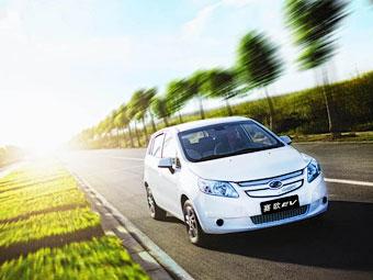 Концерн GM вместе с китайцами построил электрокар