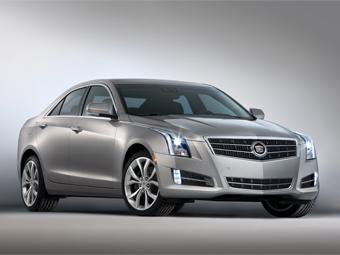 Cadillac объявил рублевые цены на седан ATS