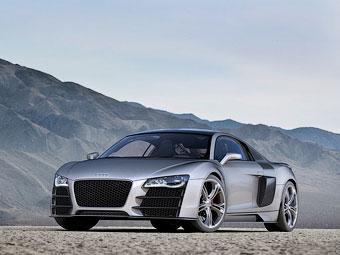 У Audi появится дизель-гибридный суперкар