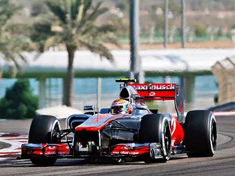 Льюис Хэмилтон стал быстрейшим в свободных заездах Формулы-1