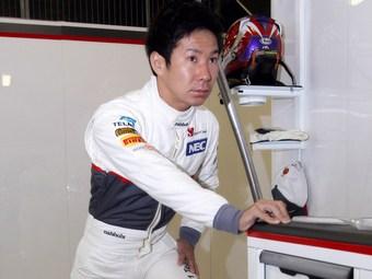 Кобаяси попросил фанатов собрать деньги на оплату места в Формуле-1