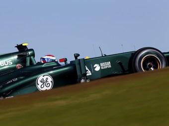 Петров нашел спонсоров для продолжения карьеры в Формуле-1