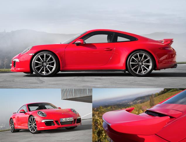 Тест-драйв полноприводной модификации Porsche 911
