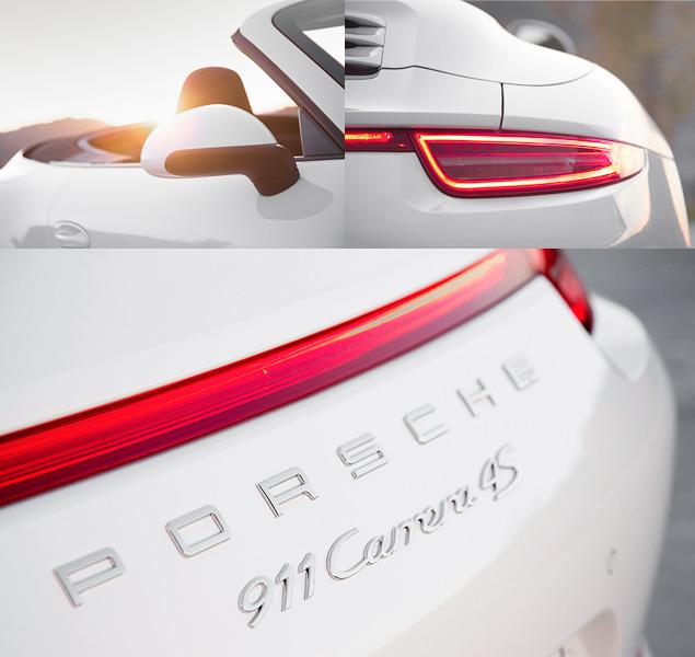 Тест-драйв полноприводной модификации Porsche 911. Фото 3