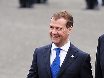 Медведев предложил штрафовать пьяных водителей на 500 тысяч рублей