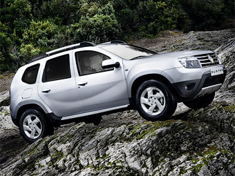 Российский Renault Duster обзавелся системой стабилизации