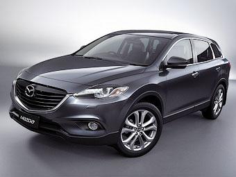 Mazda CX-9 вернется в Россию 1 декабря