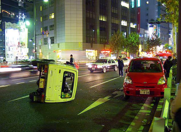 Какое наказание грозит пьяным водителям в разных странах. Фото 12