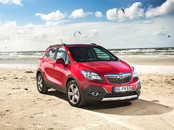 Новый кроссовер Opel Antara появится в 2014 году