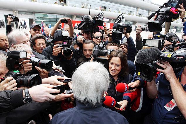 Фотографы Формулы-1 о своих лучших снимках. Фото 5